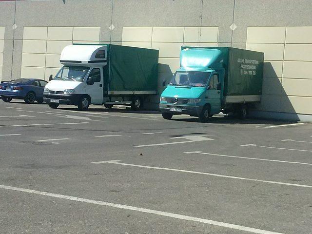Usługi Transportowe Słupsk